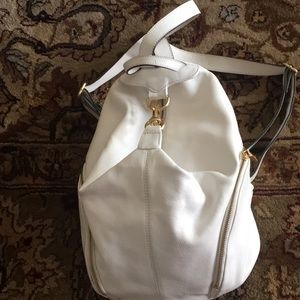 Authentic Rebecca Minkoff  leather backpack